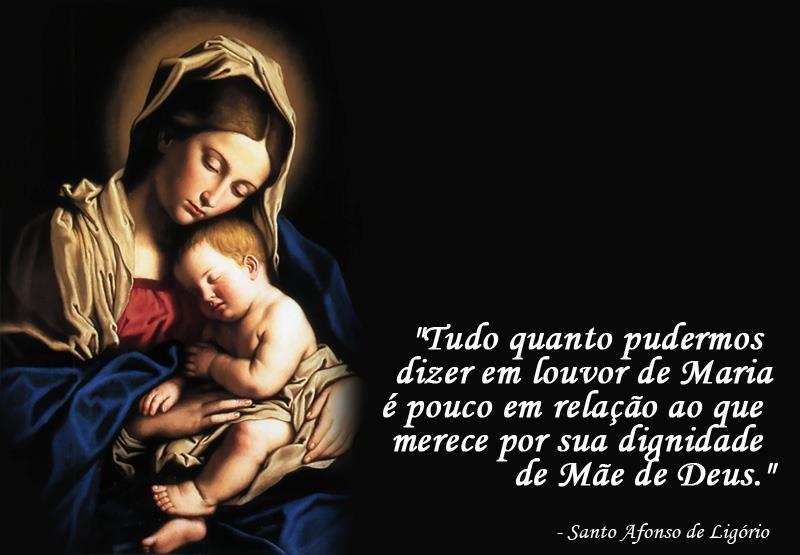 Frases De Maria Mae De Deus